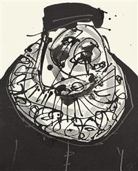 portrait imaginaire de philippe ii by antonio saura