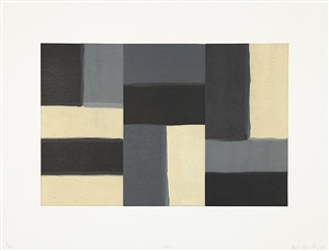 doric (dorisch) by sean scully