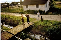 robert kennedy funeral train by paul fusco