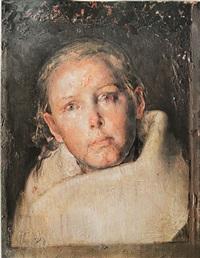 anna sophia iii by odd nerdrum