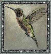hummingbird / alec bradley by ed musante
