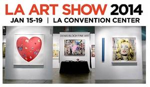 denis bloch: la art show