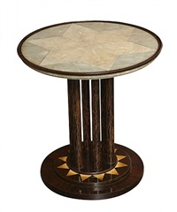 occasional / side table by clement rousseau