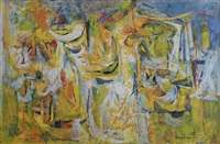 abstract composition ii by john kacere