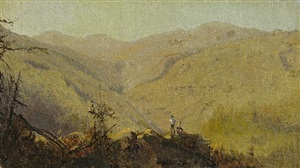 the overlook by sanford robinson gifford