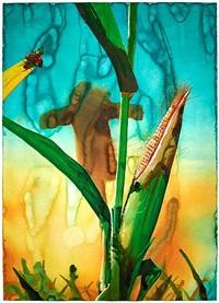 corn by alexis rockman