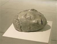 grey head by leiko ikemura