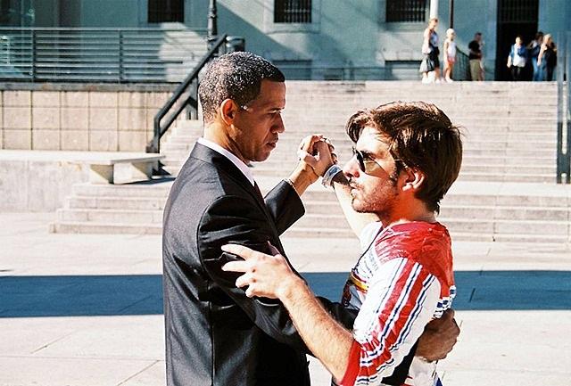 tango with obama, 6' by martín sastre