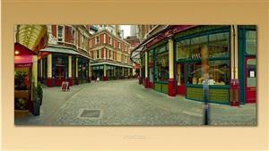leadenhall fantaisie london (limbo set) by jan w. faul