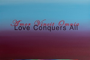 amor vincit omnia - love conquers all by lori hyland