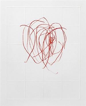 gitter / linien by katharina hinsberg