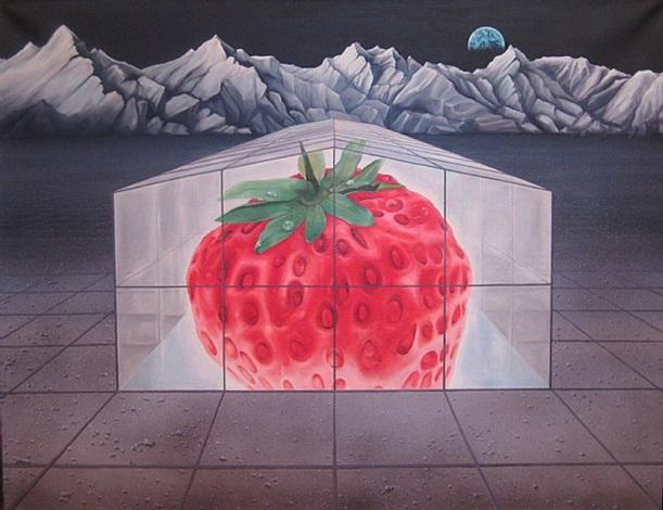 cosmic greenhouse (kosmisches gewächshaus) by bettina von arnim