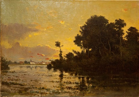 untitled by charles françois daubigny