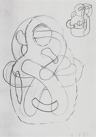 untitled (transformer) by a.r. penck