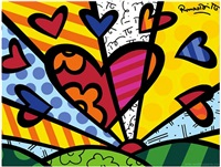 untitled by romero britto