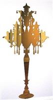 standing giustiniani oro chandelier by sandra bermudez