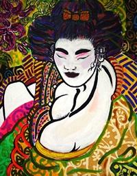 alibastan geisha by amanda watt