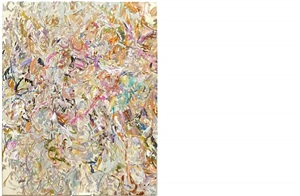 the chinqua pins by larry poons