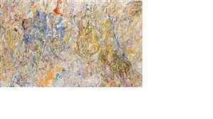 big tilda by larry poons