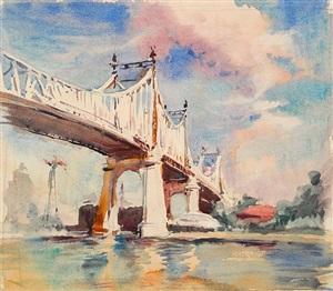 59th street bridge by timothy j. clark