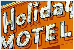 holiday motel by dave lefner