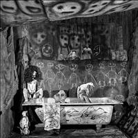 ritual (from asylum series) by roger ballen