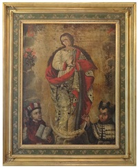 the immaculate conception/the imaculada, cuzco by diego quispe tito