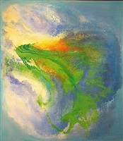 palmer v, clouds that drop fatness on the earth (from the interface falling sky series) by william tillyer
