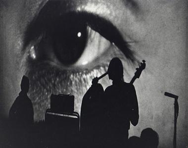 the velvet underground, big eye of nico, april 1, 1966 by fred w. mcdarrah