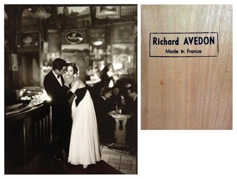 suzy parker and gardner mckay dress by balmain café des beaux arts paris august book richard avedon made in france by richard avedon