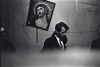 robert kennedy in slum apartment, may 8, 1967 by fred w. mcdarrah