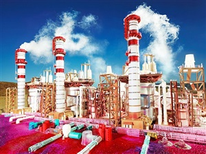 land scape kings dominion by david lachapelle