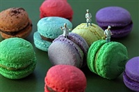 macaron team by christopher boffoli