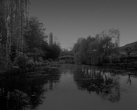 giverny i, frankreich by elger esser