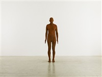 another time xviii by antony gormley