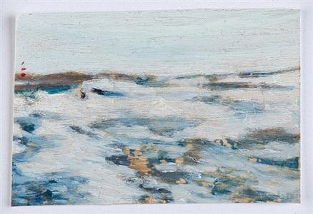 the rough sea by pamela golden