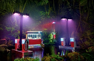 gas chevron by david lachapelle