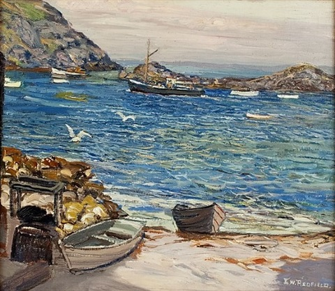 off manana by edward willis redfield