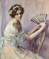 the pearl fan by robert reid