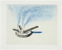 cigars by wayne thiebaud