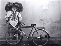 bicicleta de carnival by mariana yampolsky
