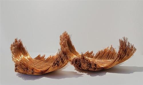 2 segniche mostra cattani by antonella zazzera