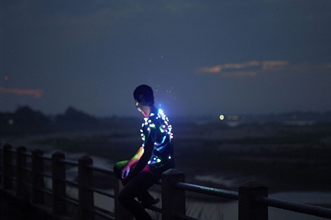 power boy (from for tomorrow for tonight) by apichatpong weerasethakul