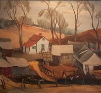 old farm by dewey albinson