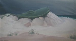 dunes i by virginia berresford
