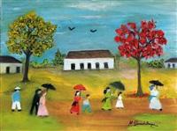passeio de familia (family´s walk) by maria guadalupe