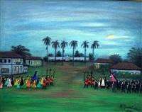procissão de encontro (meeting procession) by maria guadalupe