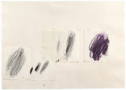sans titre / untitled (captiva) by cy twombly