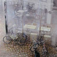 bicicletas en berlin by coro lópez-izquierdo