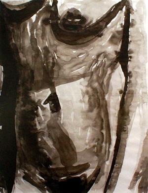 « torse » by marc desgrandchamps